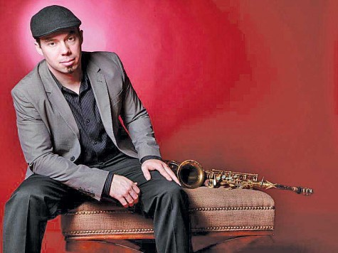 McCarthy fills far-from-full Dibden with saxxy music