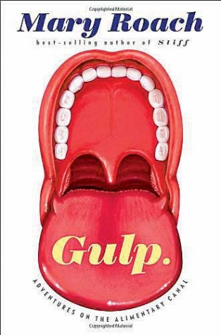 """Gulp"" is alimentary, my dear"