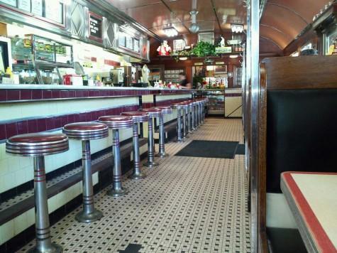 "Vize-Willey presents ""Bonnie's Diner"""