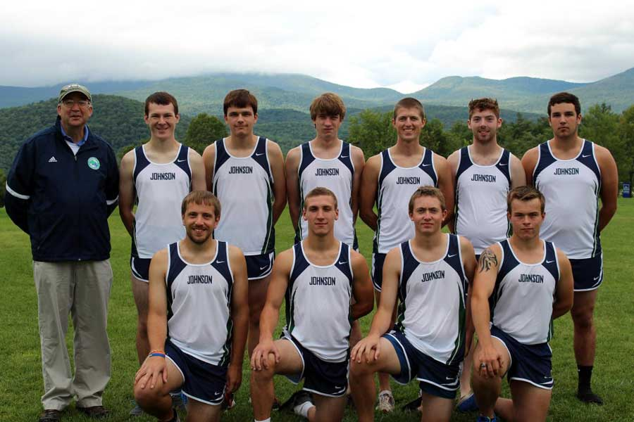 Mens Cross Country Team