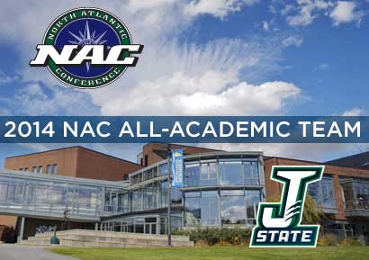 Eight student-athletes earn 2014 NAC fall all-academic honors
