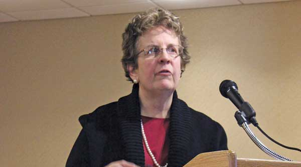 President Elaine Collins