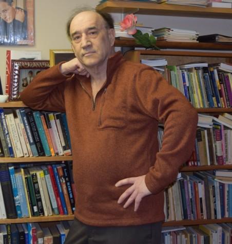 Professor Russ Longtin:  JSC's Lion in Winter