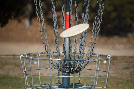 Frolf course improvements promote healthy lifestyle