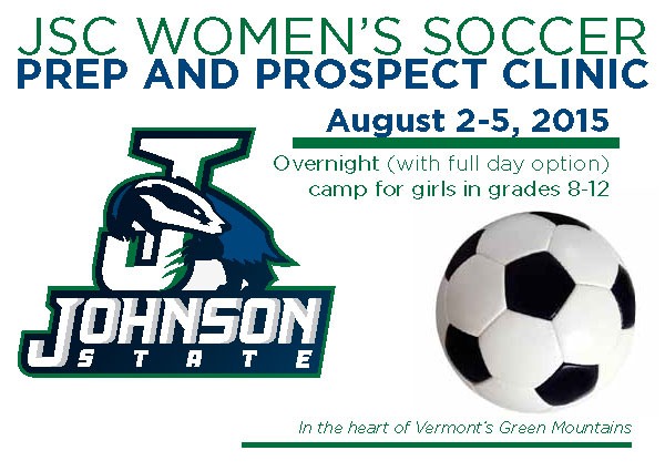 Head women's soccer coach announces prep and prospect clinic