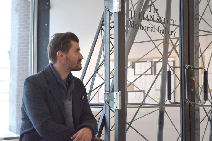 Zebrowski exhibit opens doors