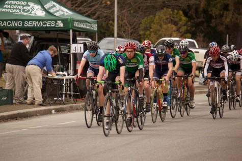 Cycling club looks to expand next fall