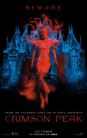 """Crimson Peak"" a story of sadism and tragedy"