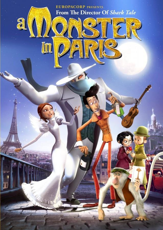 """""""Monster in Paris"""" is adorably funny"""