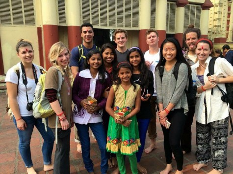 Finding wisdom in India