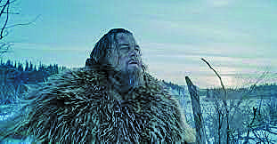 """DiCaprio faces a frozen hell in """"The Revenant"""""""