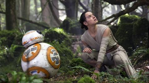 "No Jar Jar Binks in ""The Force Awakens"""