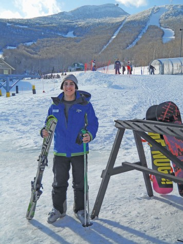 J-1 Visa students hit the slopes