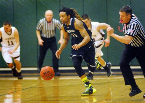 Johnson takes down Husson 101-95