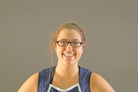 Nicole Monick first JSC student elected to SAAC