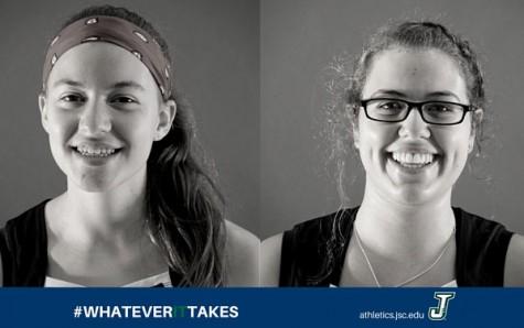 Women's tennis captains spotlight