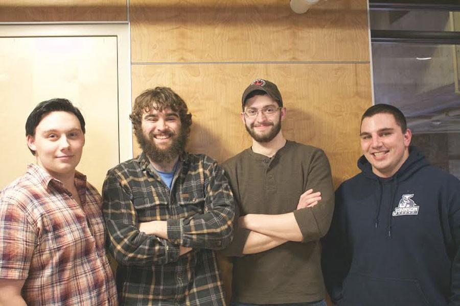 Sawyer Masure, Andrew Lotto, Mica Hayes, Jesse Feiner