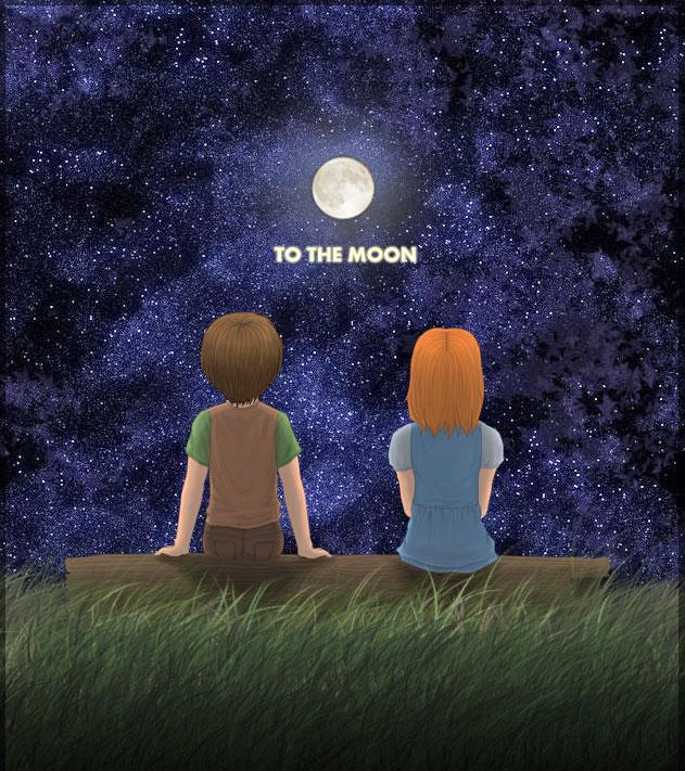 """To the Moon"": indie game with big heart"