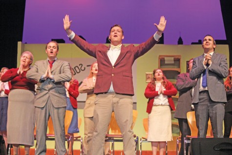 """""""Amadeus"""" keeps the wolf gang of sudden complications at bay"""