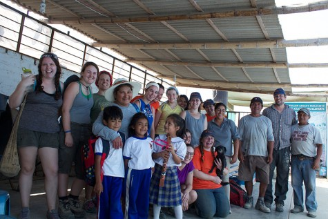 Forging connections in Peru: a reflection
