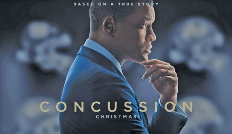 """""""Concussion"""" details NFL's dodgy record on head injuries"""