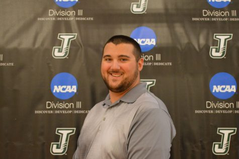 New athletic staff member excited to start