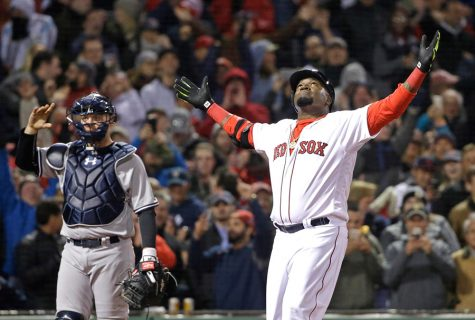 Reflecting on a Red Sox legend
