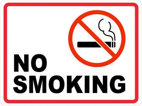 Tobacco free campus?