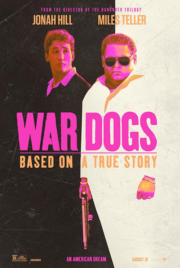 """War Dogs"": As exciting as dining hall food"