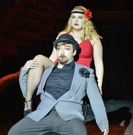 """Cabaret"" brings wonderful Weimar weirdness to Dibden"
