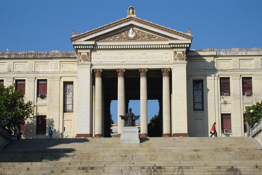The+University+of+Havana