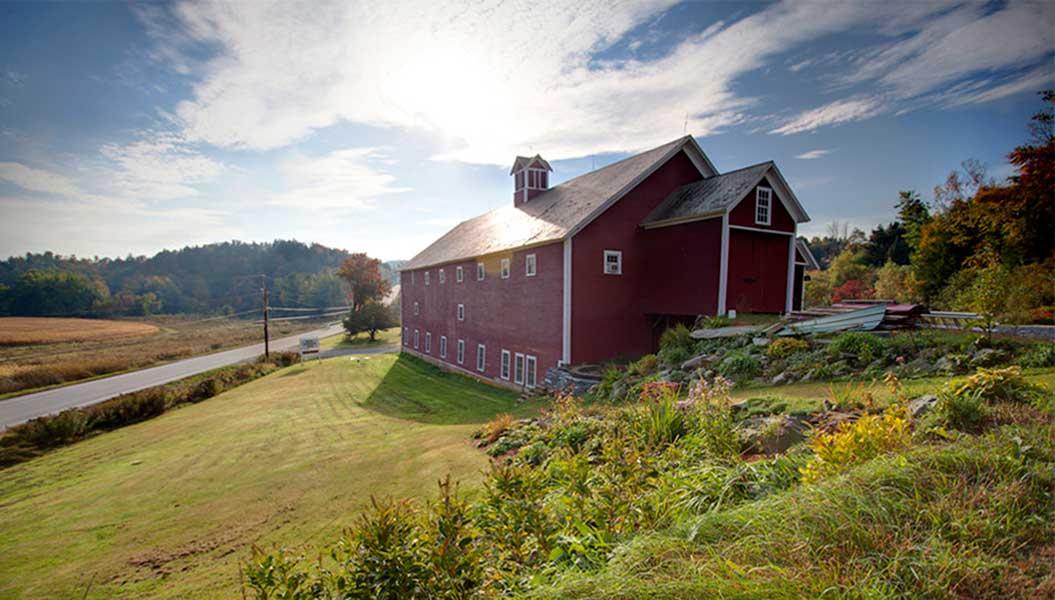 The Vermont Woodworking School in Fairfax, Vt.