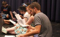 "Theater ensemble reinterprets  ""Antigone"" to address modern issues"
