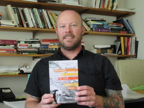 Jensen Beach honored with Vermont Book Award