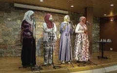 Slam poetry group celebrates diversity