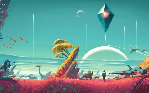 """No Man's Sky"" update  reinvigorates game"