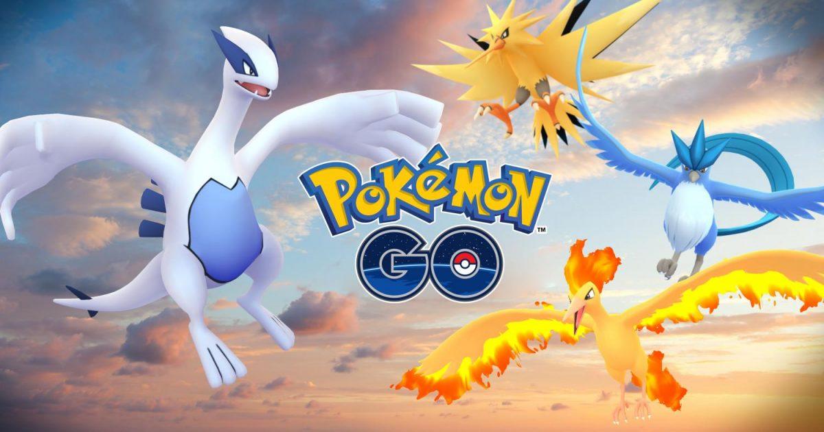 Pokémon Go: Gotta raid 'em all