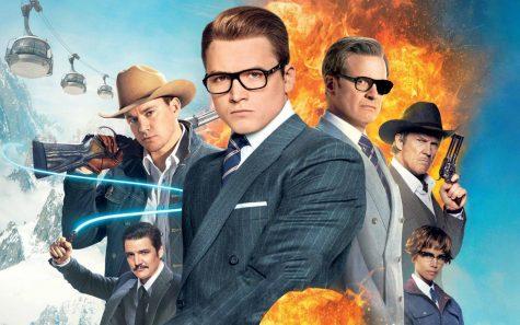 """Second """"Kingsman"""" movie brings back super spy badassery"""