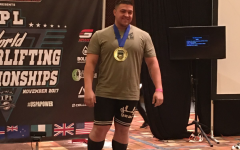 Maclay breaks world lifting record at Vegas championship