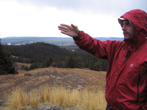 Genter to return to Yellowstone with students in July