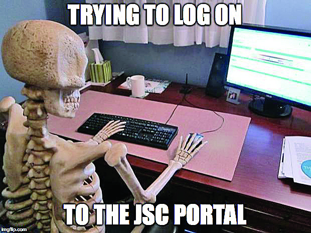 Waiting+patiently+to+log+in