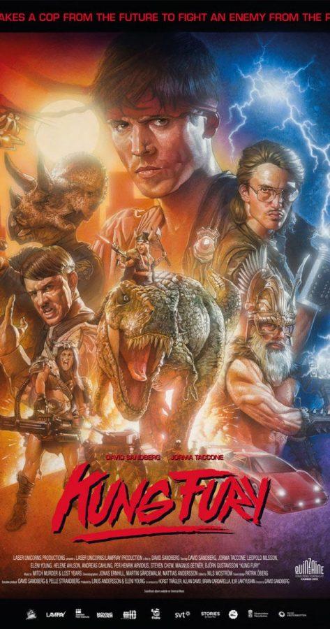 Kung Fury packs a parodic punch