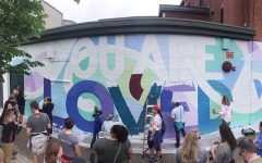 You are loved: Mural addresses human trafficking in Vermont
