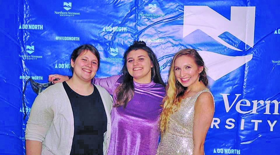 Dana Prouty, Kate Abdel-Fatah, Jessica Malskis
