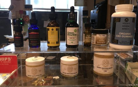 On the alternative edge: CBD  offers hope