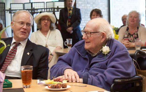 Doyle honored with emeritus status