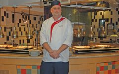 Chef Michael stresses local sourcing
