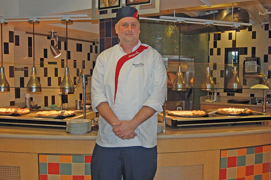 Executive Chef Michael Klein