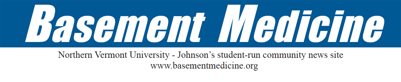 The student-run community news site of Northern Vermont University- Johnson