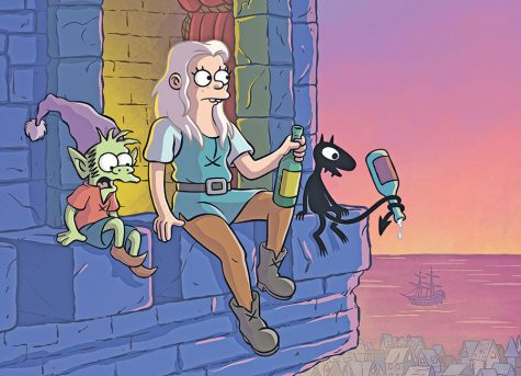 "Enchanted with ""Disenchantment"""